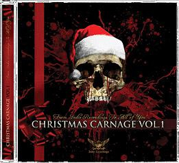 "Free And Legal Download: ""Christmas Carnage Vol. 1"" [2008 ..."