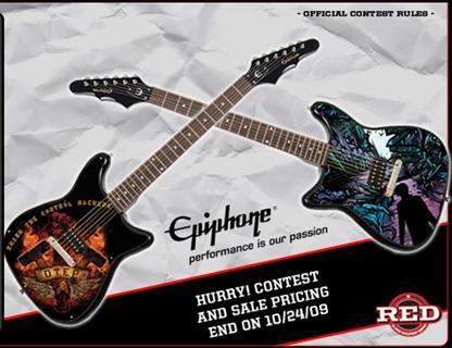 Contest Epiphone